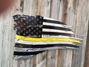 Dispatcher Tattered Flag
