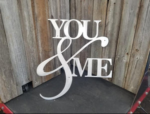 You and Me Wall Art