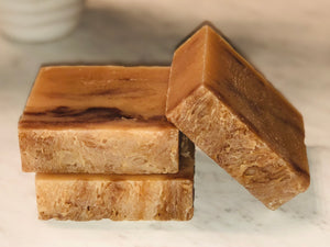 Geranium & Grapefruit Soap Bar