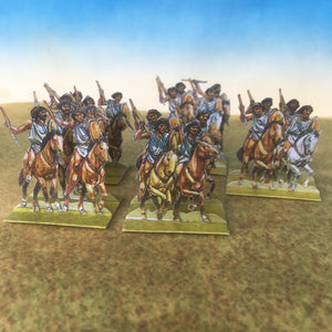 Numidian Light Cavalry (also in Rome's enemies)