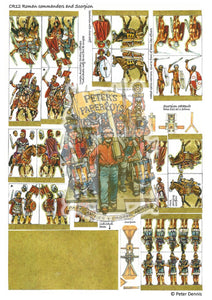 Roman Commanders and Scorpion