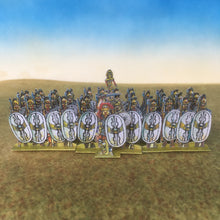 Load image into Gallery viewer, White Wing Shield Infantry