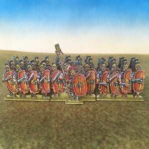 Red Wing Shield Infantry