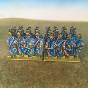 Blue Wing Shield Infantry