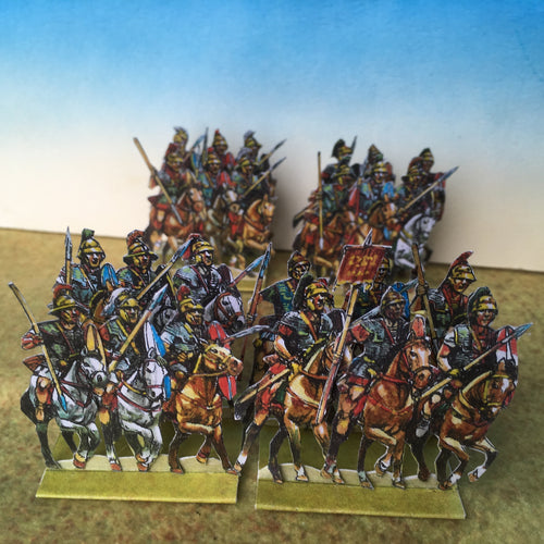 Roman and Allied Legionary Cavalry