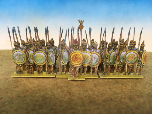 Carthaginian Citizen spearmen
