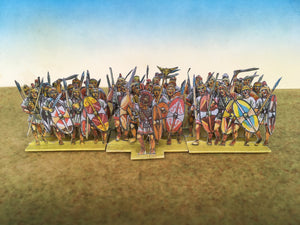Scutari. Iberian Mercenary Heavy Infantry