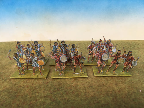 Libyan and Numidian Light Infantry