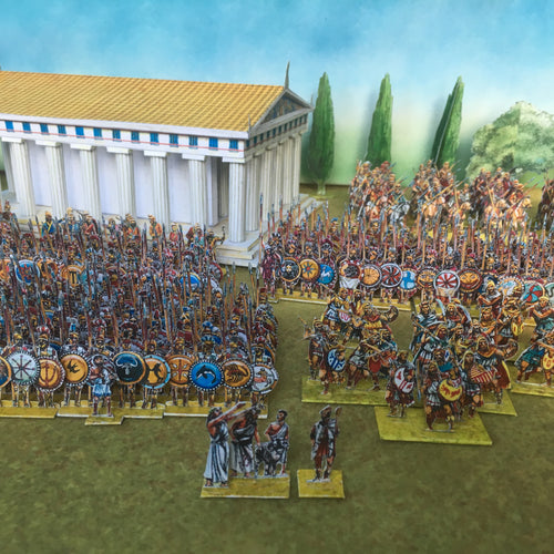 Greek  Armies of the Age of Hoplites (all sheets)