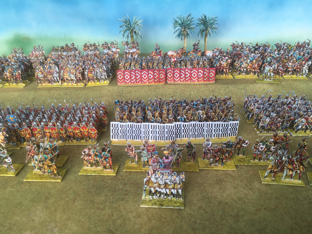Achaemenid Persian Army (all sheets)