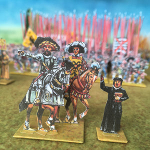Renaissance Imperial and Spanish forces (all sheets)