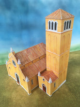 Load image into Gallery viewer, Italian Church and Cloister
