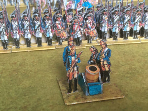 SYW Prussian Army bundle 1 (all sheets)