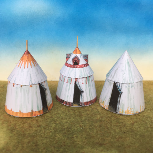 Late Medieval Tents