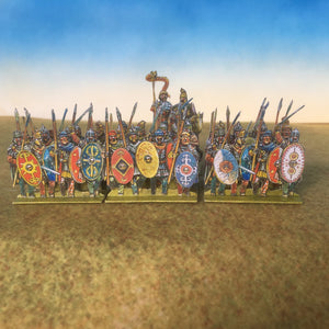 Dacian Heavy Infantry