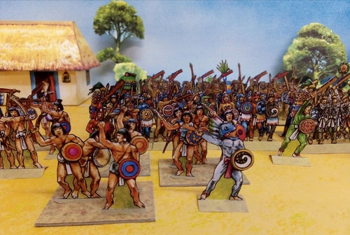 Aztecs (all sheets)