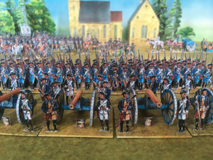 SYW Prussian Army bundle 2 (all sheets)