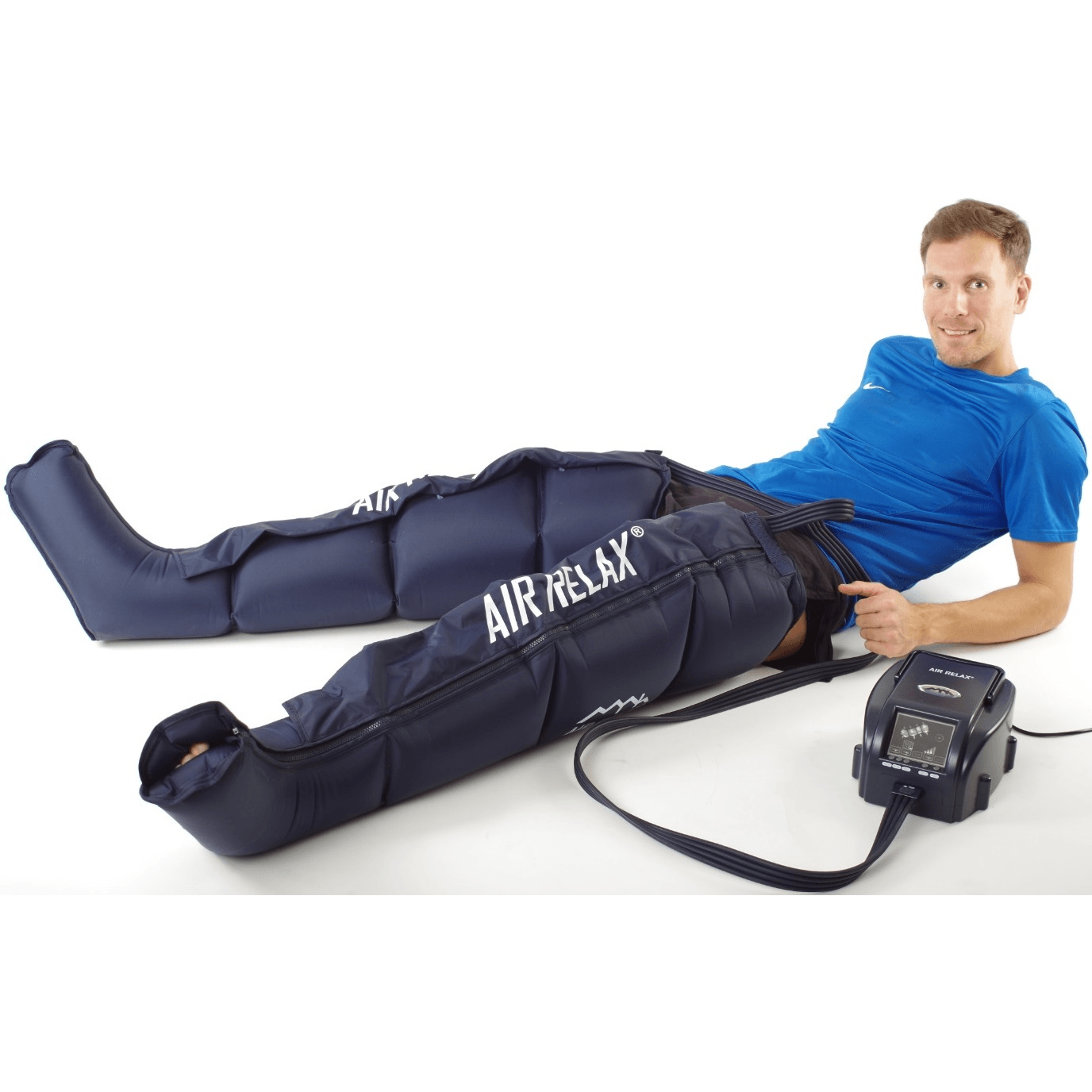 Air Relax Recovery Boots - Vain lahkeet - Hoitola Kuulas
