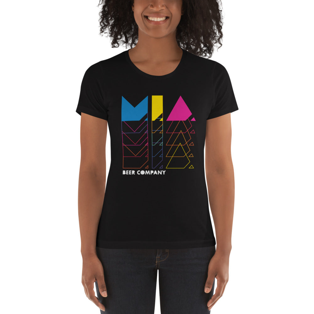 MIA Brewery - Multi Line Front Logo for Women
