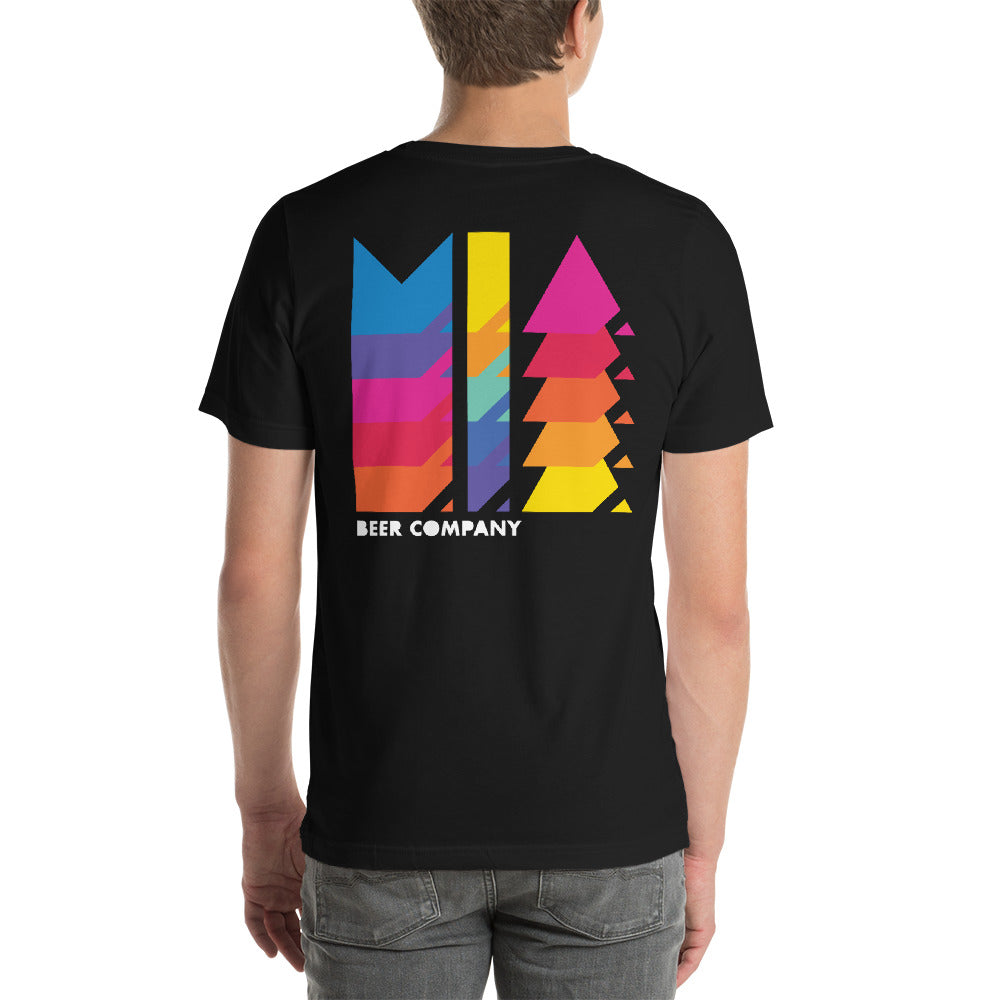 MIA Brewery - Multi Color Logo