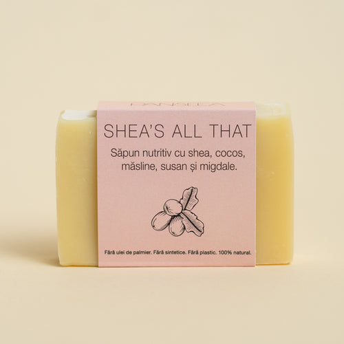 Beauty | Shea's all that soap