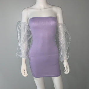 Purple Unicorn Dress
