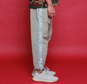 Olive-R Reflective Joggers