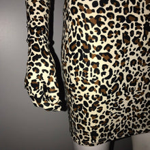 Load image into Gallery viewer, Leopard Styling Dress