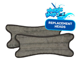 Magic Mop Replacement Heads (Pair)