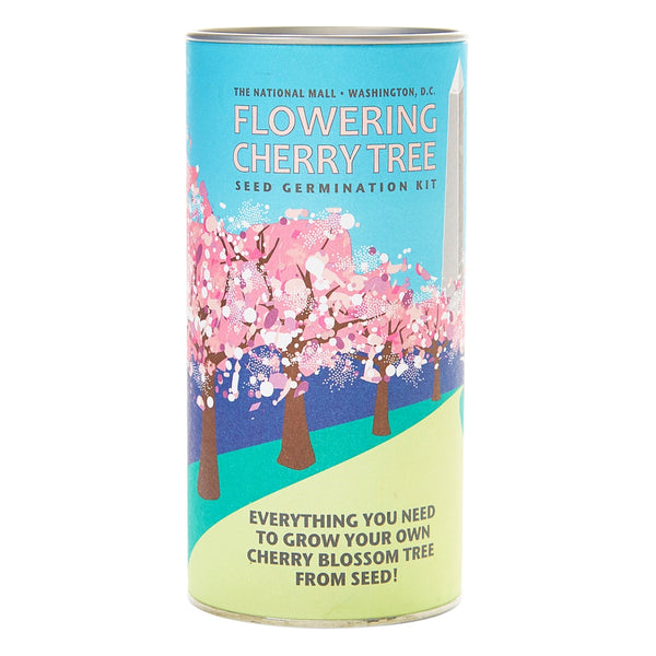 Flowering Cherry Blossom Seed Grow Kit