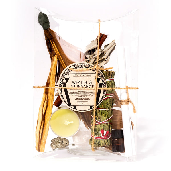 Wealth & Adundance Ritual Kit
