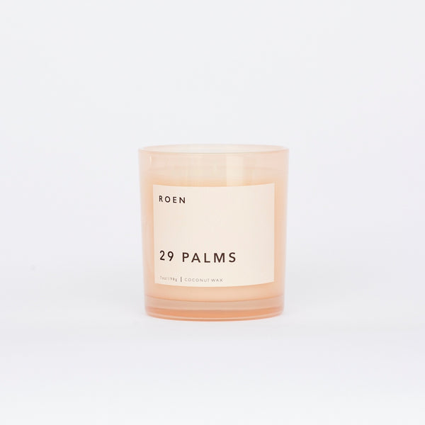 Roen: 29 Palms Candle