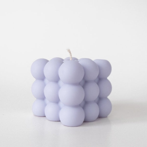 Cloud Candle in Lavender
