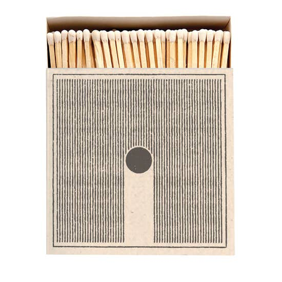 Archivist: Luxury Matches in Rain