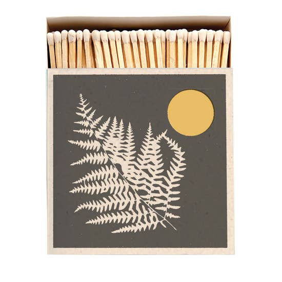 Archivist: Luxury Matches in Fern