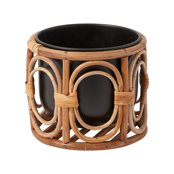 Sanibel Rattan Pot