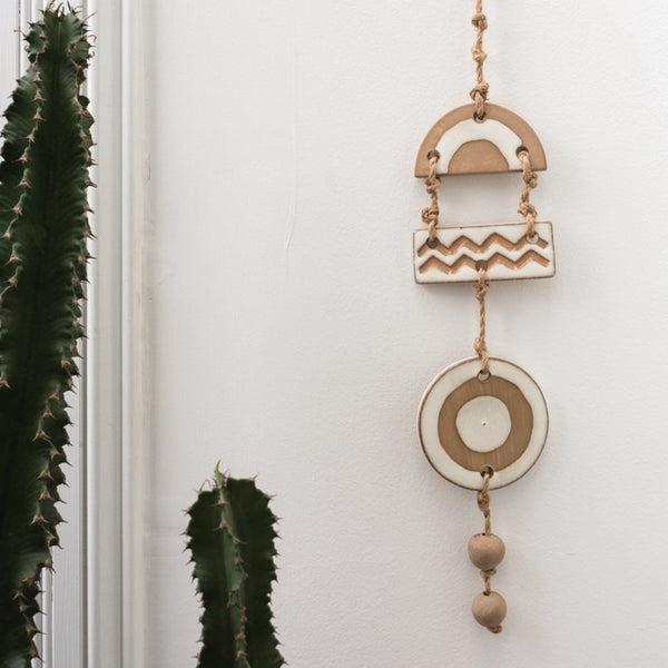 Tile Wall Hanging