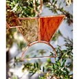 Stained Glass Deco Ornaments in Mulled Wine