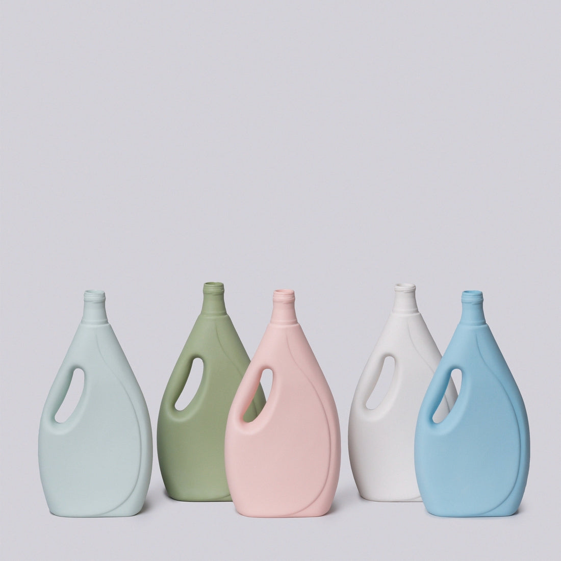 Middle Kingdom: Laundry Detergent Bottle Vase
