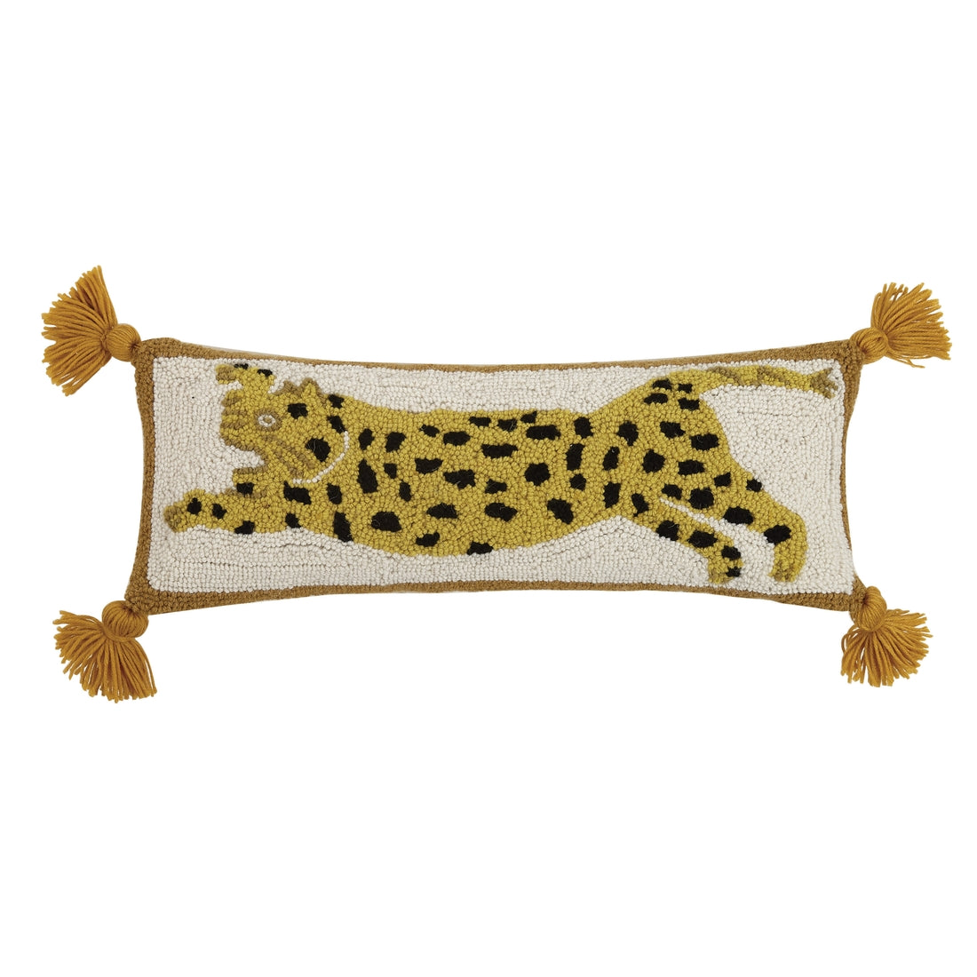 Cheetah Hook Pillow