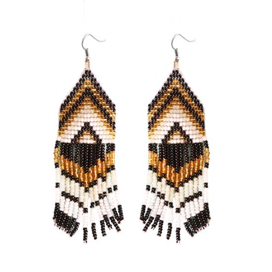 Fosterie: Exito Beaded Earrings