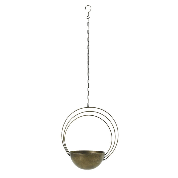 Saturn Hanging Planter