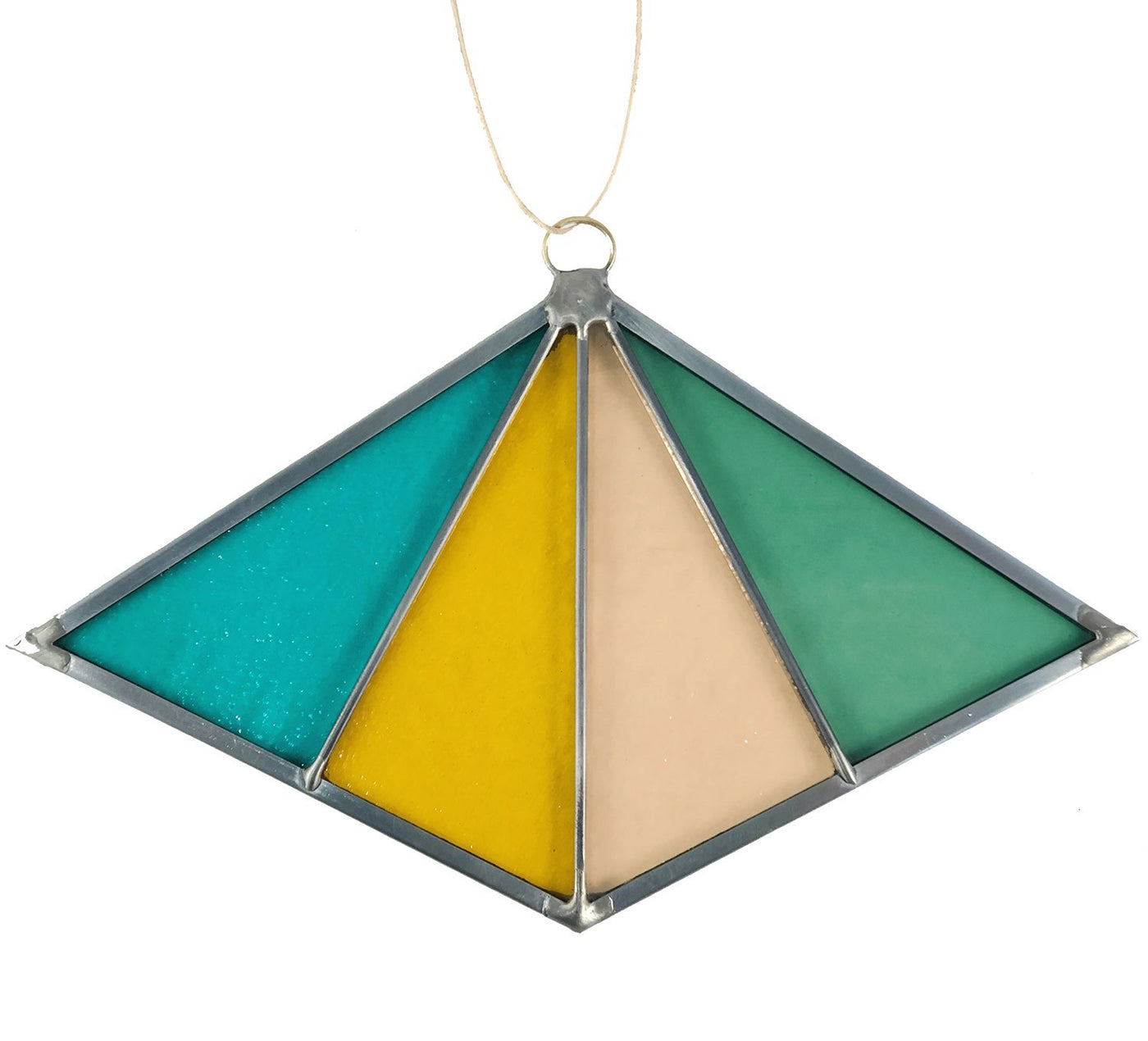 Debbie Bean: Diamond Suncatcher in Ocean