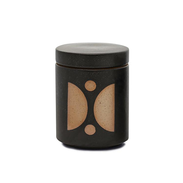 Form Candle in Palo Santo Suede