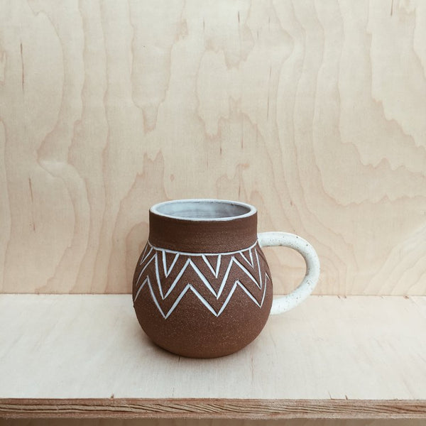 Easy to Breathe: Native Jarrita Mugs