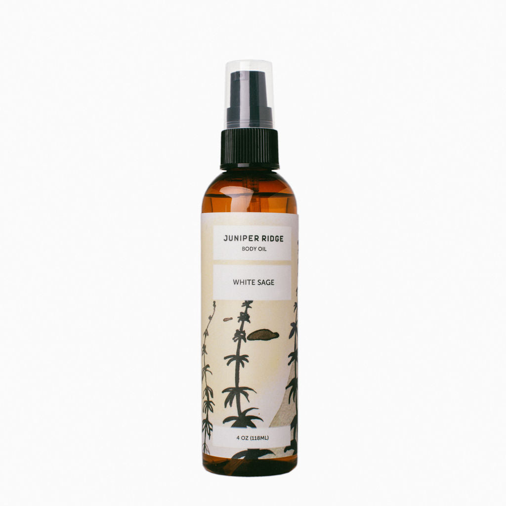 Juniper Ridge: White Sage Body Oil