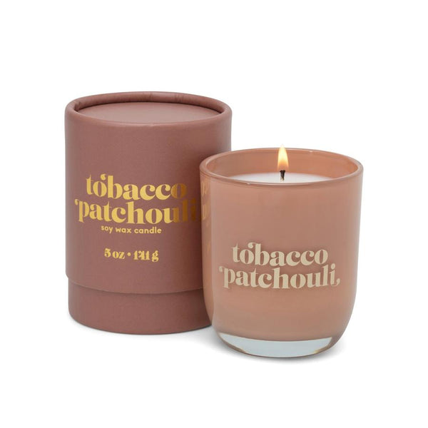 Petite Candle in Tobacco Patchouli