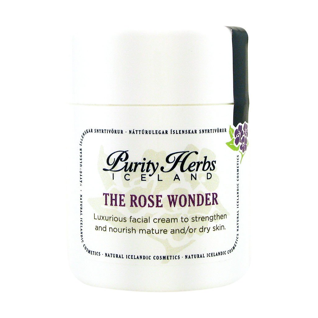 Purity Herbs Iceland: The Rose Wonder