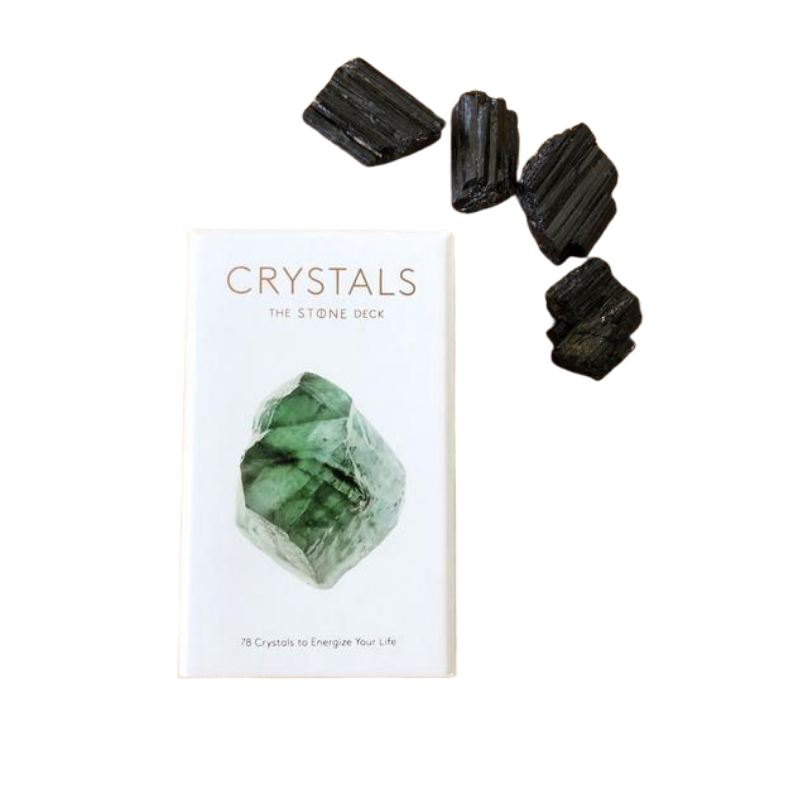 Crystals: The Stone Deck: 78 Crystals to Energize Your Life