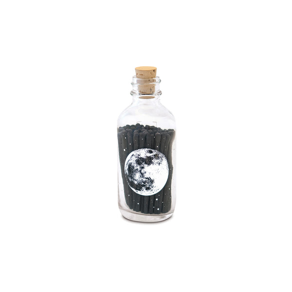 Mini Apothecary Match Bottle in Astronomy